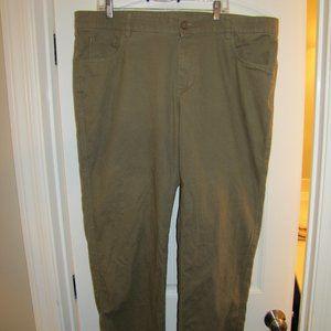 Columbia Men's Brownsmead 5 Pocket Pant- 42 x 32!